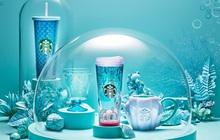 Starbucks Hàn Quốc tung BST nàng tiên cá đẹp xỉu, 10 người xem thì 9 người mê