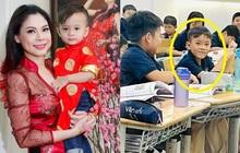 Con trai nuôi ca sĩ Thanh Thảo: Mới lớp 3 nhưng đã thông thạo tiếng Anh vanh vách, theo học ngôi trường siêu đắt đỏ