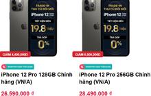 Giá iPhone 12 Pro Max giảm mạnh, về mức thấp chưa từng thấy