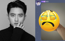 D.O (EXO) lại lọp Top trending Twitter vì một tấm ảnh bí ẩn khiến nhiều người không hiểu gì, hoá ra là vì một nam ca sĩ khác!