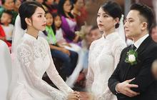 """Hôm nay chú rể Phan Mạnh Quỳnh cưới được cô dâu hotgirl đẹp quá: Visual và body """"đỉnh chóp"""", mê nhất góc nghiêng!"""
