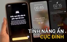 Cần gì crush, iPhone sẽ nhắc bạn đi ngủ và gọi bạn dậy cực kỳ đúng giờ