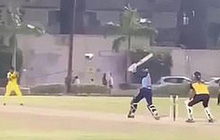 Kinh hoàng: Cầu thủ cricket tử vong tại chỗ sau pha đánh bóng của đồng nghiệp