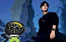 """Lee Min Ho bất ngờ xuất hiện trong chiến dịch quảng cáo đồng hồ mới của Louis Vuitton, khoe visual """"hack"""" tuổi trứ danh"""