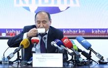 Tổng thống Kyrgyzstan quảng bá thảo dược chữa COVID-19 chứa chất có thể gây chết người