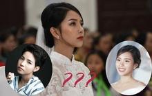 Chỉ một góc nghiêng chụp cô dâu của Phan Mạnh Quỳnh, dân mạng tưởng Vũ Cát Tường để tóc dài lại còn gọi tên cả vợ Công Phượng