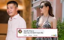 Diễn viên Diễm Hương khoe ảnh diện bikini gợi cảm, NS Công Lý để lại bình luận khiến dân tình hoang mang