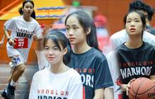 Cảm động câu chuyện bất chấp khó khăn dự try-out Thang Long Warriors của hai nữ cầu thủ nhí