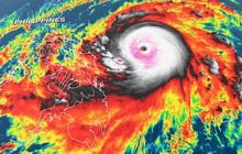 Xuất hiện siêu bão Surigae giật cấp 17 gần Biển Đông