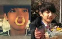 """BTS tự khui ảnh hồi đi học trong concert: Ai rồi cũng dậy thì thành công, riêng V và Jungkook đúng là """"siêu visual"""" ngay từ bé"""