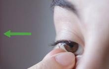 3 vấn đề tai hại khi sử dụng kính áp tròng mà hội con gái cần tránh mắc phải nếu không muốn mắt bị tổn thương