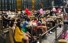 """TP.HCM: Hơn 100 nam thanh nữ tú """"phê"""" ma tuý trong quán bar chạy tán loạn khi thấy Cảnh sát"""