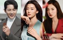 """Đối thủ """"không đội trời chung"""" được chồng cũ Song Joong Ki ủng hộ, Song Hye Kyo đã có ngay động thái dằn mặt?"""