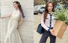 """Style của Park Min Young ngày càng thăng hạng """"dữ dội"""", hay là yêu rồi nên vậy?"""