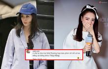 Dương Mịch cúi đầu xin lỗi vì đến phim trường trễ, Nhã Phương bất ngờ bị netizen Việt réo tên