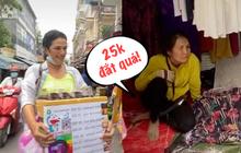 """""""Chị Tây bán bánh kem"""" ở Sài Gòn bất ngờ bị tiểu thương ở chợ """"góp ý"""" vì 1 miếng nhỏ xíu mà đắt ngang tô bún bò"""