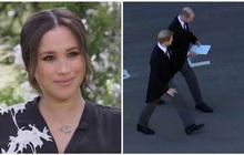 """Tiết lộ nội dung cuộc trò chuyện hàn gắn giữa Hoàng tử William và em trai Harry, Meghan lên tiếng """"ăn theo"""""""