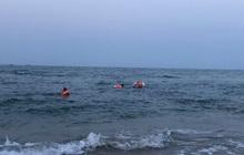 Bốn học sinh bị đuối nước khi tắm biển ở Bãi Dài, Khánh Hòa