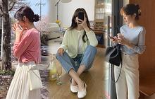 Muốn style công sở bớt nhạt, gái Hàn khuyên bạn nên thêm 4 màu sắc này vào tủ đồ