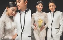 Cuối cùng Phan Mạnh Quỳnh đã tung ảnh cưới: Visual cô dâu chiếm spotlight, góc nghiêng của cặp đôi gây sốt