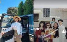 """Khoe ảnh thời xa xưa, """"chị cả"""" giới rich kid Việt khiến netizen dậy sóng vì nhan sắc cực phẩm của bố mẹ"""