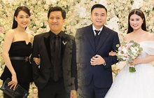 """Đạo diễn Nhất Trung hoá ra đã """"se duyên"""" cho vợ chồng Nhã Phương, còn thân đến mức được Trường Giang dẫn dắt hôn lễ"""
