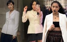 """Jisoo đụng áo Dior với 2 mỹ nhân Việt: Khánh Linh kiêu sa, Châu Bùi """"quằn quại"""" hơn nhưng liệu có lép vế?"""
