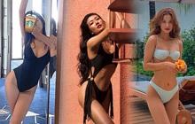 Mùa hè bốc lửa với cuộc chiến bikini của dàn mỹ nhân xuất thân từ các cuộc thi người mẫu