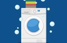 """Mùa mưa đến, """"bỏ túi"""" ngay những mẹo sử dụng máy giặt siêu hay ho để quần áo luôn thơm tho, sạch sẽ"""