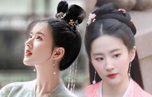 """Phía Triệu Lộ Tư bị """"tế sống"""" vì danh xưng """"tiểu Lưu Diệc Phi"""", netizen liền ghép chị đại vào Trường Ca Hành dằn mặt"""