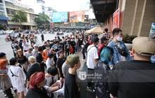 Casting Rap Việt tại Hà Nội: Thí sinh xếp hàng dài chờ lượt đăng ký, số báo danh từ 2.000 trở đi được hẹn giờ quay lại