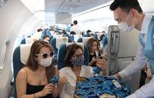 Vietnam Airlines tung hàng loạt chú sao biển bằng bông trên các chuyến bay khiến dân mạng siêu thích thú, và đằng sau còn ẩn chứa một ý nghĩa đặc biệt