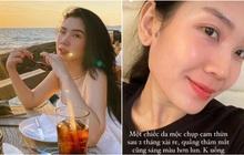 """Cô gái từng là """"crush của hàng ngàn chàng trai Sài Gòn"""" khoe mặt mộc ở tuổi 28, có còn đẹp như xưa?"""