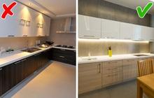 7 sai lầm trong sắp xếp nội thất biến căn bếp của bạn thành cơn ác mộng