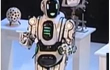 """Chú robot lên TV nhưng thông minh đáng ngờ, sự thật """"không hề giả trân"""" từ NSX khiến cả nước Nga phát cáu"""