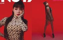 """Giảm 1 lèo 11kg, Park Bom khoe body nuột đến """"nghẹt thở"""" trên tạp chí nhưng gương mặt vẫn khiến dân tình hốt hoảng"""