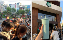 """Hoá ra Starbucks Vietnam đã lường trước việc sản phẩm của mình bị """"đầu cơ tích trữ"""", tất cả là nhờ chi tiết hiếm người để ý này"""
