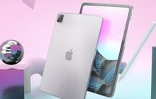 iPad Pro và iPad mini lộ ảnh concept đẹp lung linh trước giờ ra mắt