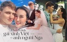 """Gái đẹp Việt kể từ A-Z chuyện được anh Tây """"cua"""", ai cũng có bồ mình bạn ế thôi đó!"""
