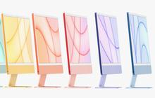 """Sự kiện Apple: iMac mới có 7 màu sắc """"như đồ chơi"""", giá thấp nhất 30 triệu đồng, đặt hàng từ 30/4"""