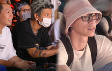Dàn thí sinh Rap Việt mùa 1 tại casting Rap Việt miền Bắc: Kẻ đến tranh tài, người đi cổ vũ hội anh em