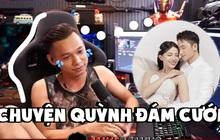 """Độ Mixi chúc mừng """"idol"""" Phan Mạnh Quỳnh cưới vợ nhưng trớ trêu lại bị fan """"bóc phốt"""" lươn lẹo trốn stream"""