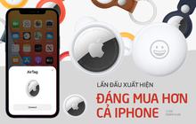 """Tất tần tật về AirTag - Sản phẩm đáng mua hơn cả iPhone vừa được Apple giới thiệu, 700K cho những ai """"não cá vàng"""""""