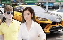 """Nathan Lee """"cà khịa"""" Rolls-Royce 30 tỷ của Ngọc Trinh, tuyên bố tối nay sẽ có cuộc đua siêu xe cùng Lý Nhã Kỳ"""