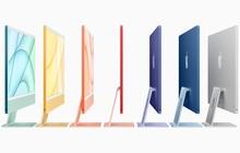 Cộng đồng mạng tranh cãi dữ dội vì 7 màu mới của iMac, kẻ bảo kém sang, người khen xinh xắn?