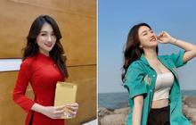 """Chiêm ngưỡng nhan sắc rạng ngời của Linh Nắng - Nữ MC giải đấu VALORANT đang khiến cộng đồng ráo riết """"tìm info"""""""