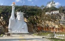 """Điểm check-in có bức tượng Nữ thần Tự do """"phiên bản đột biến"""" ở Sa Pa bị tạm cấm đón khách tham quan"""