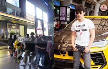 Cập nhật đại chiến đọ siêu xe của Nathan Lee và Ngọc Trinh: Fan và người dân hiếu kỳ kéo đến cực đông, hé lộ lý do Lý Nhã Kỳ không lộ diện