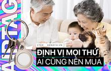 AirTag - Món phụ kiện mà các ông bố, bà mẹ nên mua ngay và luôn, vì nó sẽ giúp bảo vệ con cái!