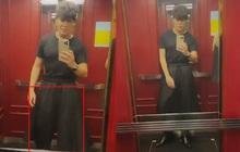 Nathan Lee diện cho mình tấm váy để đấu với Ngọc Trinh, nhưng váy của anh dường như không phải là... váy!